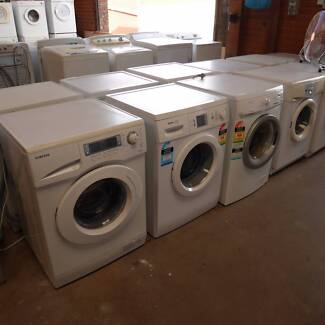 2nd Hand Washing Machines & Dryers - 3 Month Warranty - Delivery*
