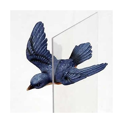Clark Collection CC52005 Blue Bird Window Magnet Free Shipping