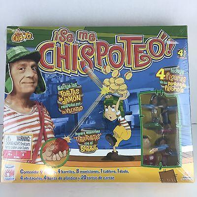 El Chavo   Se Me Chispoteo  Juego De Mesa