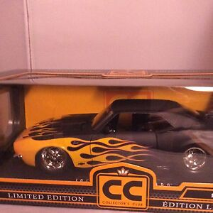 1968 Chevy Camaro Limited edition  1:18 Peterborough Peterborough Area image 1