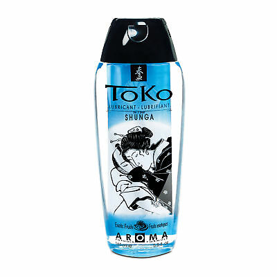 Shunga - Toko Aroma - Exotic Fruits Flavored Lubricant - 5.5oz Lube