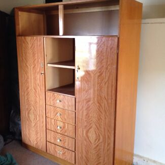 Large Cupboard / Wardrobe / Drawers South Hobart Hobart City Preview