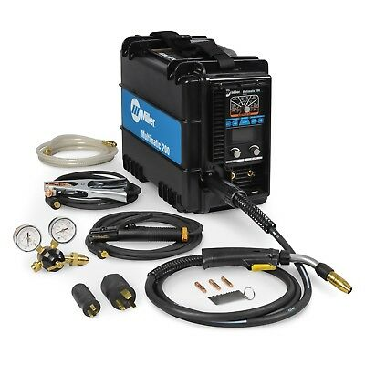 Miller Multimatic 200 Mig Tig Stick Welder - 907518