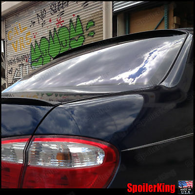 COMBO Spoilers (Fits: Infiniti i30 / i35 2000-04) Rear Roof Wing & Trunk Lip