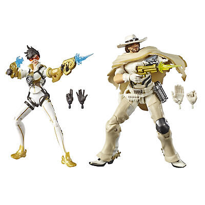 Overwatch Ultimates Series Posh (Tracer) and White Hat (McCree) Skin Dual Pack