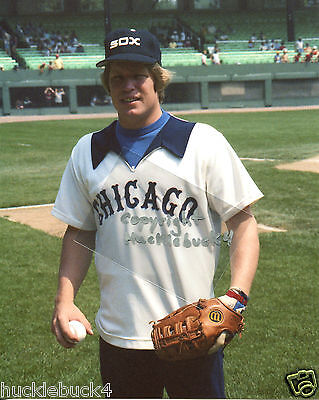 KEVIN BELL Photo circa 1976 Chicago White Sox (c)