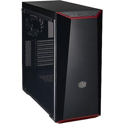 Cooler Master MasterBox Lite 5, Tower-Gehäuse, schwarz