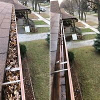 Eavestroughs/Gutter Cleaning Professionals