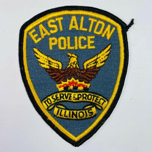 East Alton Police Illinois Patch (A6)