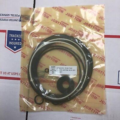 Pc60-7 4d102 Travel Motor Seal Kit Fits Komatsu Excavator New Free Shipping