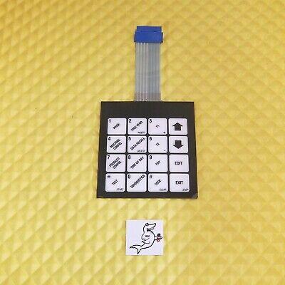 Cranegpl157158159160167171172173452453 Vending Machine Service Key Pad