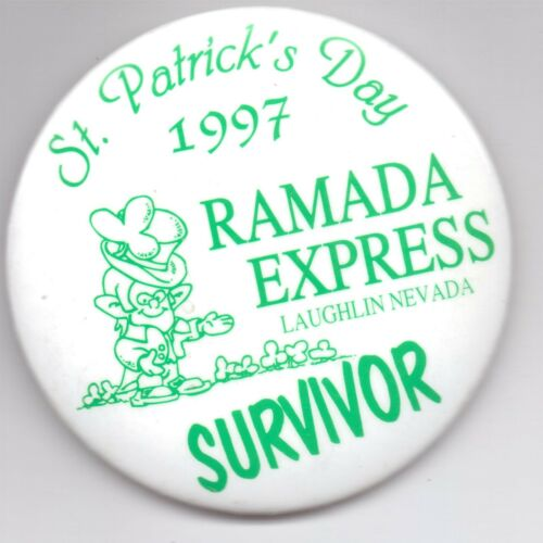 RAMADA EXPRESS-LAUGHLIN- ST. PATRICK