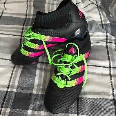 Adidas ACE 16.3 Primemesh FG/AG Firm Ground Shoes - UK 9 / EU 43 1/3