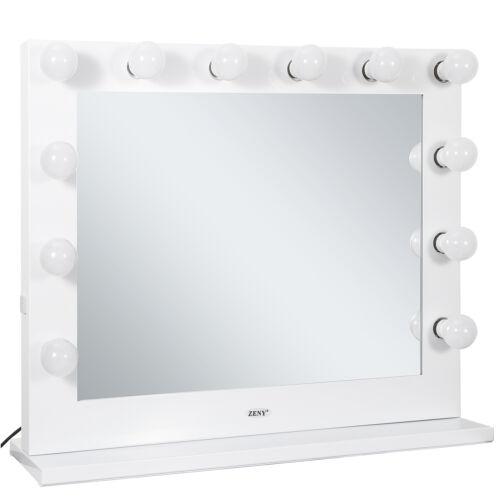 Vanity Mirror Light Kit Tabletops Cosmetic Supplies Makeup Mirror 14 LED Blubs - $145.59