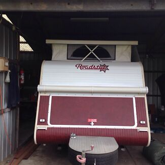 Roadstar little Rippa, 12ft pop top  Semaphore Port Adelaide Area Preview