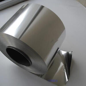 thickness of aluminum foil Tools normally available would not be suitable for the direct measurement of the thickness of a piece of aluminum foil.