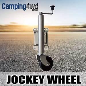 """6"""" Swing Up Solid Rubber Jockey Wheel 340KG 750LB Trailer Jack Wangara Wanneroo Area Preview"""