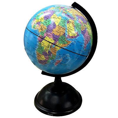 Educational 20 cm Swivel Globe Children World Geographical School Map Atlas Kids