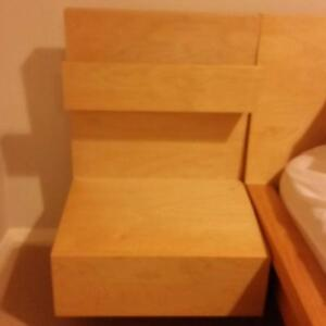 Ikea Malm bedside table Macquarie Links Campbelltown Area Preview