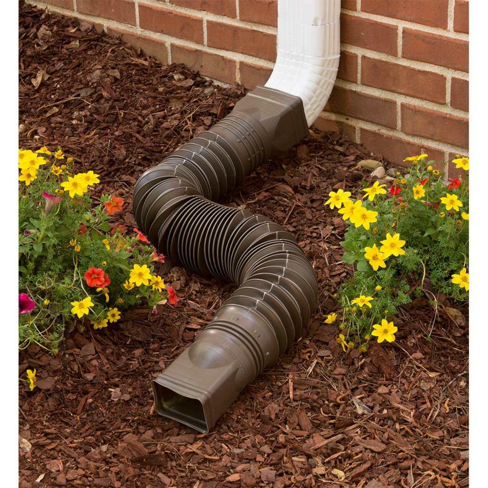 Connect Pvc Pipe To Catch Basin