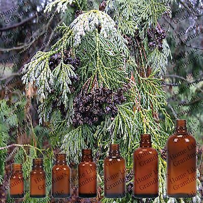 Chinese Cedarwood Essential Oil - 100% Pure and Natural - US Seller!