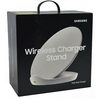 Genuine Samsung Qi Wireless Fast Charging Stand Galaxy Note 9/10+/S10 Charger
