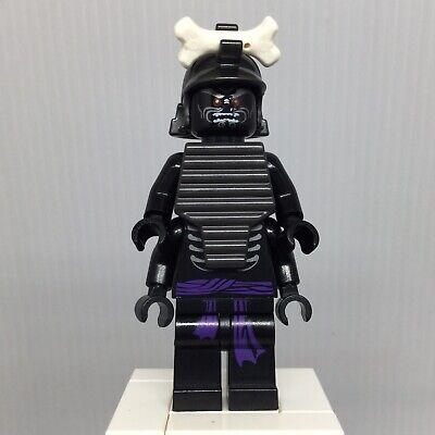 LEGO Ninjago njo042 Lord Garmadon Minifigure with 4 Arms
