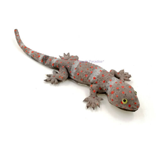 Rubber Gecko Fake Lizard Toy Joke Reptile Funny Decorate Simulation Soft Animal