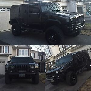 2003 Hummer H2 Blacked out - NO ACCIDENTS