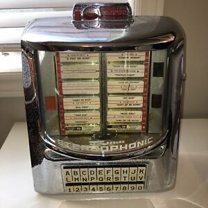 Seeburg  Wall-O-Matic Wallbox Jukebox