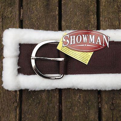 Showman 34 inch Fleece Super Girth Western Saddle Horse Cinch NEW HORSE TACK