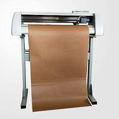 24 Vinyl Cutting Plotter Redsail Low Price And Long Life 700mm Gjd-720 Cutters