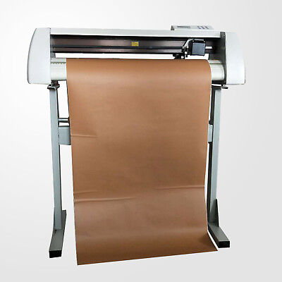 24 Vinyl Cutting Plotter Low Price And Long Life 700mm Gjd-720 Cutters