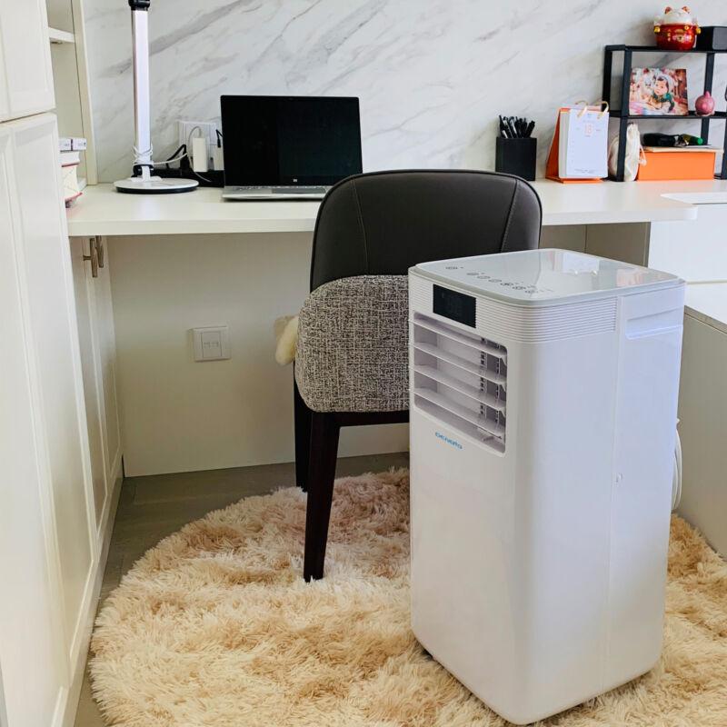 DENBIG Portable Electric Air Conditioner Unit 9000 BTU In Room AC Unit Indoor US