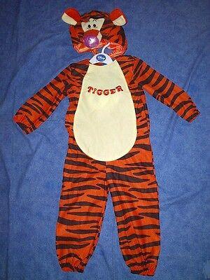 3D-Kostüm TIGGER WINNIE POOH DISNEY Baby-TIGER (Winnie The Pooh Baby Kostüm)