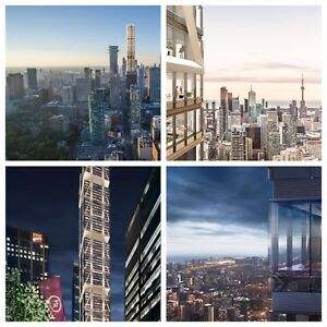 ONE CONDO TALLEST IN CANADA - guaranteed units/incentives