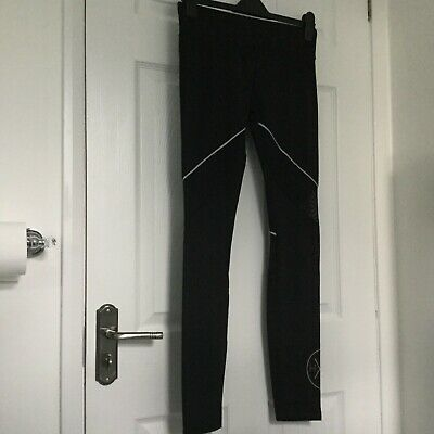 BNWT Authentic Hoxton Haus Black Cara Leggings With Mesh & Reflective Strips -S