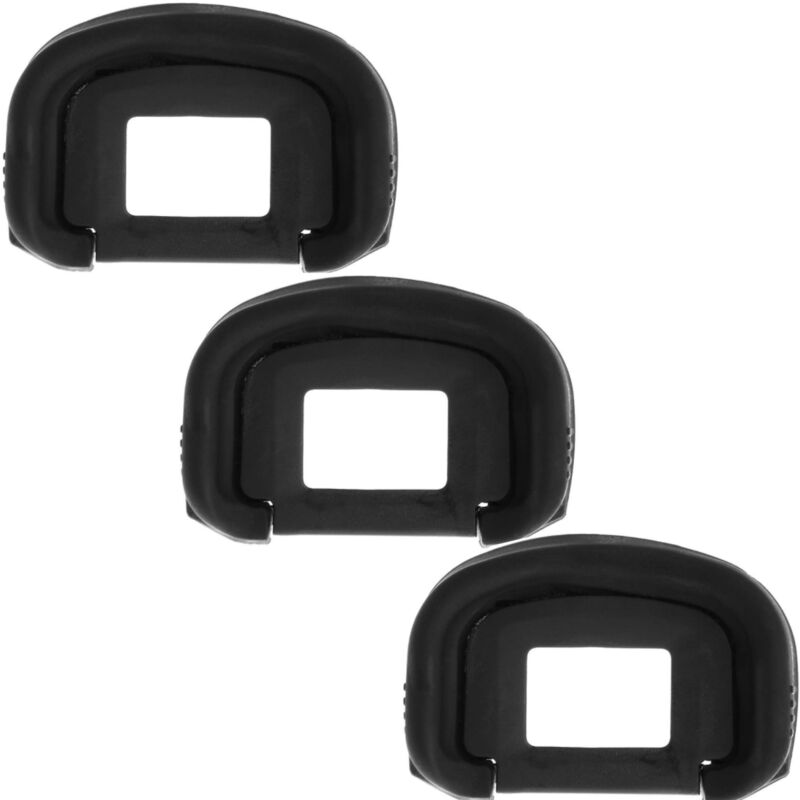 3x Eyecup Eyepiece Viewfinder for Canon 5DS R / 5DS /7D /7D Mark II /1Dx Mark II