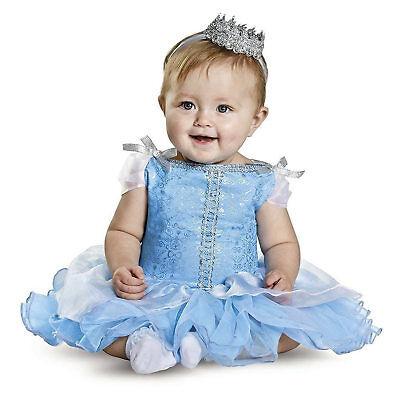 Baby Girl's Cinderella Disney Princess Halloween Cosplay Costume 6 12 18 Months](Halloween Costumes 18 Month Girl)