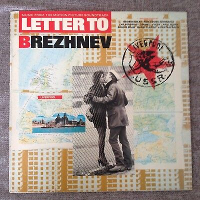 Used, LP LETTER TO BREZHNEV OMPS  REDSKINS A CERTAIN RATIO 1985 for sale  Shoreham-by-Sea