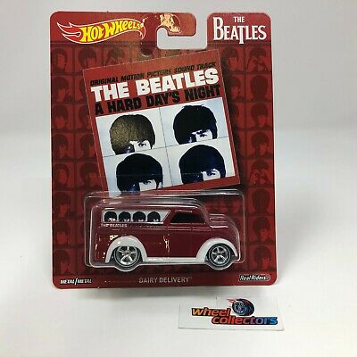 SALE!  Dairy Delivery * Hot Wheels The BEATLES Pop Culture * JB26