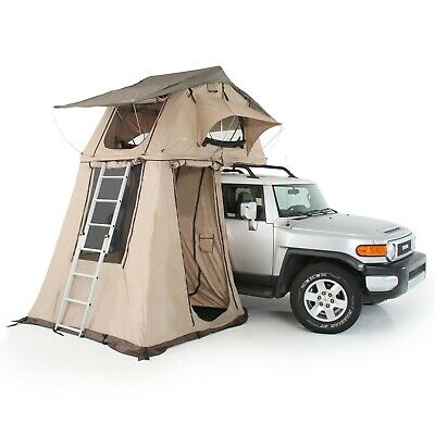 Smittybilt 2783, 2788 (IN STOCK) Overlander Roof Top Tent w/ Annex & Mattress