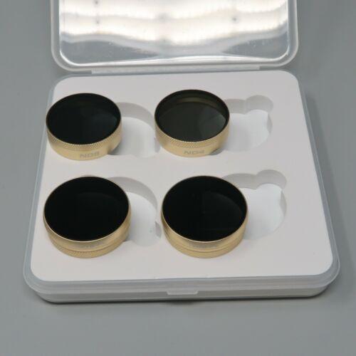 Skyreat ND4 ND8 ND8-PL ND16-PL Lens Filter Kit for DJI Phantom 4 Pro Drone
