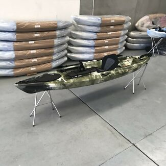 NEW 2017 3.78m DACE PRO ANGLER FISHING KAYAK