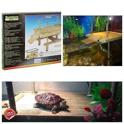 Turtle Tank Accessories Floating Platform Large Decorations Dock Basking Islands - Turtle Accessories