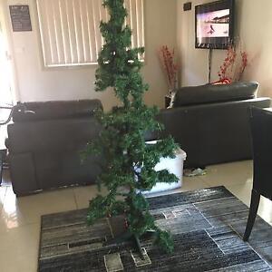 Christmas tree and decoration Toongabbie Parramatta Area Preview