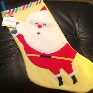 Santa Christmas Stocking Mount Waverley Monash Area Preview
