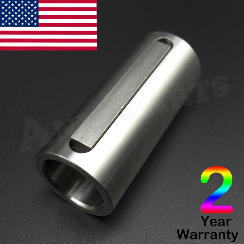 "3/4"" to 1"" w/Step Key & Gas Engine Pulley Crank Shaft Sleeve Adapter Predator US"