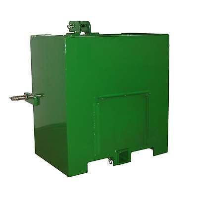 Titan Category 1 Ballast Box 3 Point Fits John Deere Tractors