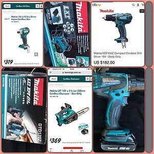 Makita tools brand new Woodvale Joondalup Area Preview